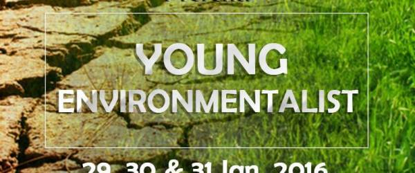 Volunteers Call For Young Enviromentalist
