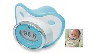 Термометърът за биберони