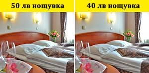 Цените на една и съща стая варират