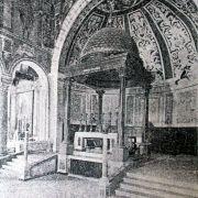 Baldachino Basilica S. Pancrazio