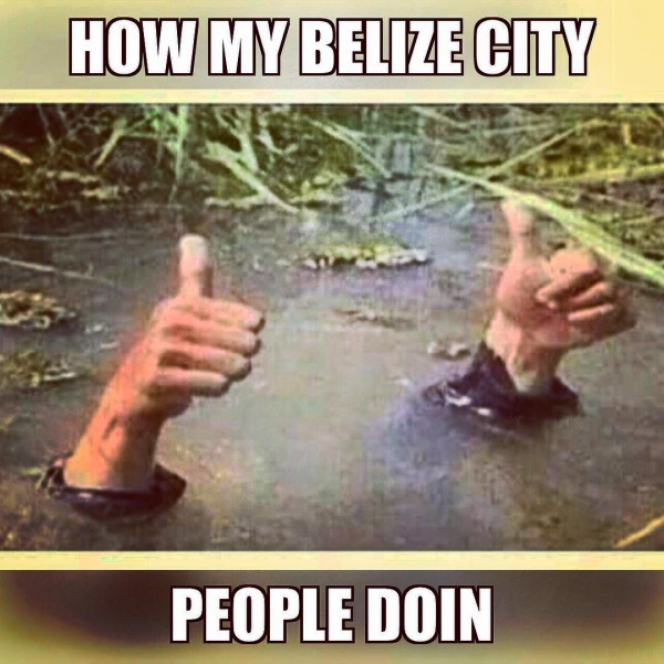 how my belize city