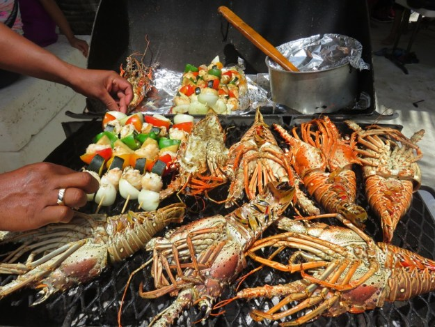 caye caulker lobsterfest