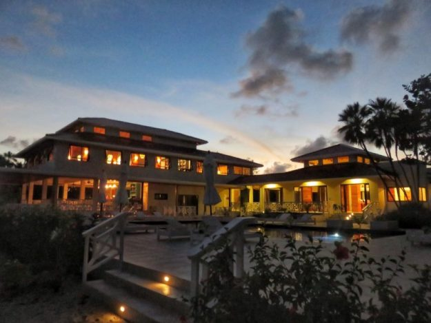 Naia Resort and Spa, Sunset, San Pedro Belize