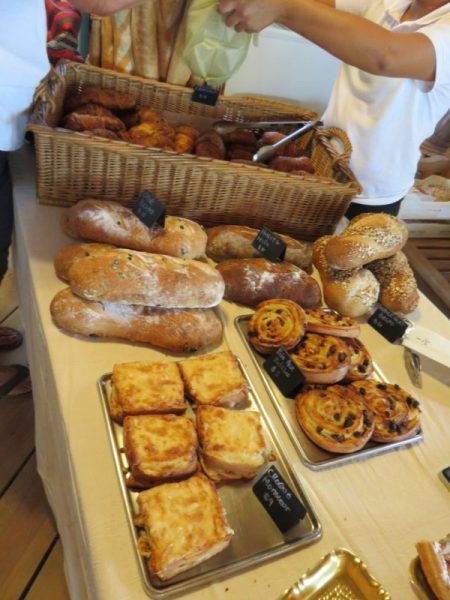 French Baked Goods, San Pedro Belize