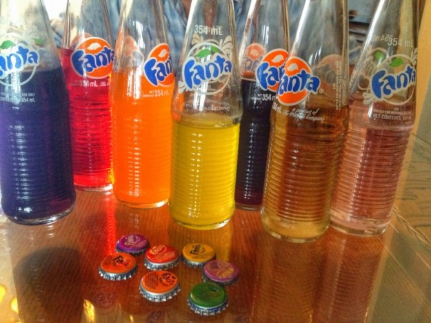 Tasting Fanta: Kids in Belize