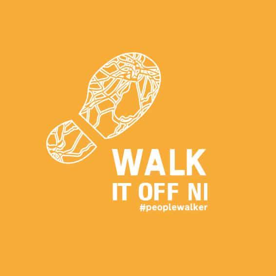 WalkitOffNI logo
