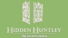 Hidden Huntley secret garden