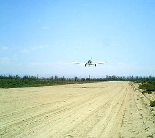 Cielito Lindo Airstrip