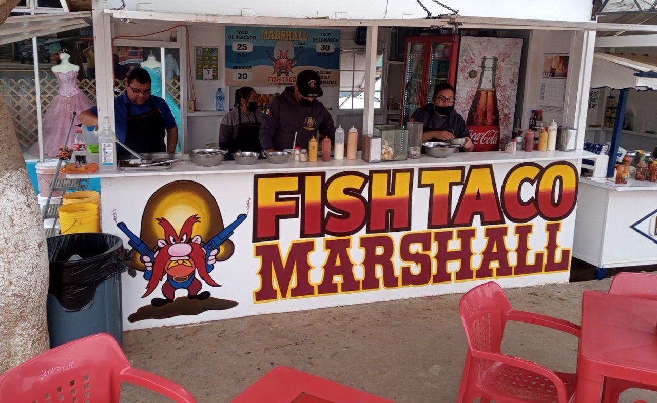 Fish Taco Marshall