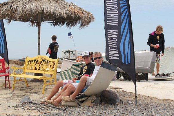 PRO Clinics at Solo Sports at Punta San Carlos Surf Camp in Baja California, Mexico