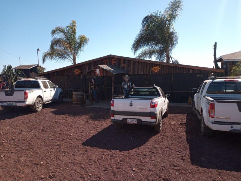 Don George's Pizza & Grill in San Quintin, Baja California, Mexico