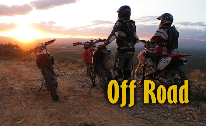 Off-road adventures in San Quintin, Baja California Mexico