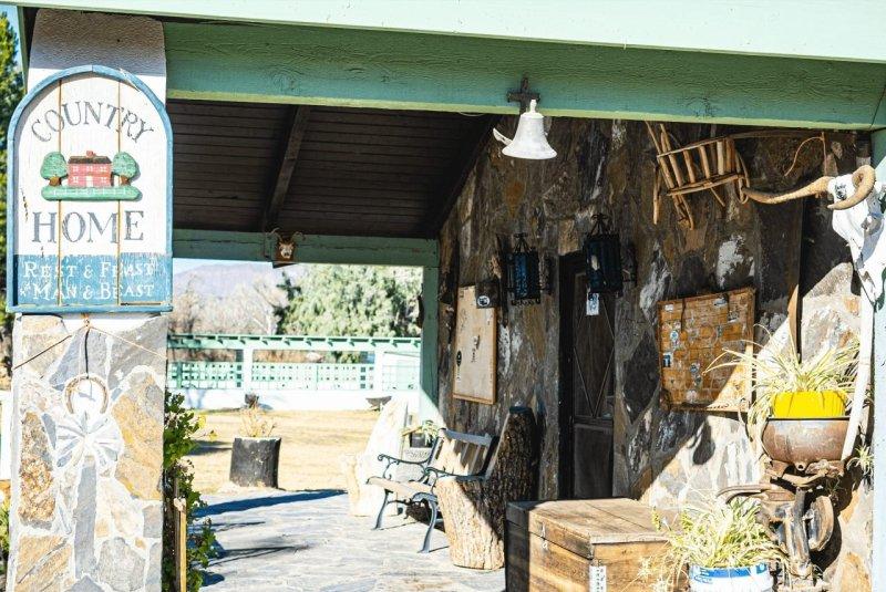Rancho Meling in San Quintin, Baja California, Mexico next to San Pedro Mártir National Park