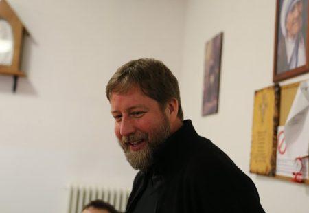 Lettera straordinaria del parroco