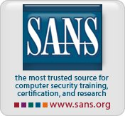The most trusted source for computer security training, certification, and research