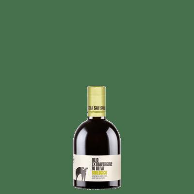 olio extravergine di oliva biologico da 500ml