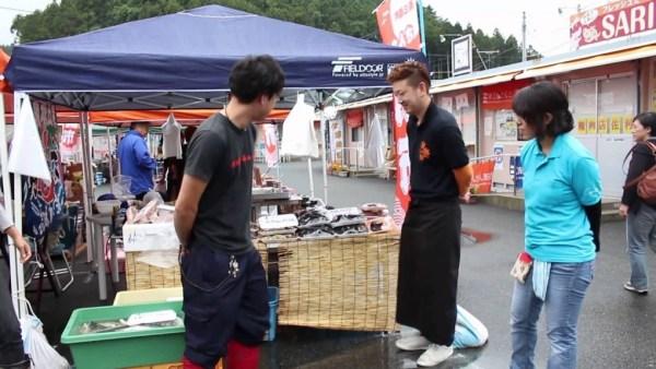 「第7回さんさん朝市」出店者レポート!!
