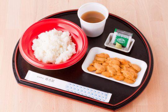"""""""山内鮮魚店""""耳寄り情報!明日から3日間、うに丼祭りを開催!"""
