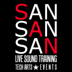 SANSANSAN Live Sound Training