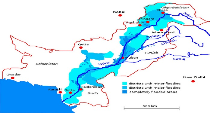 the indus water treaty essay There are four essential elements to the treaty the first relates to the division of the waters the waters of the three western rivers (the indus, the jhelum.