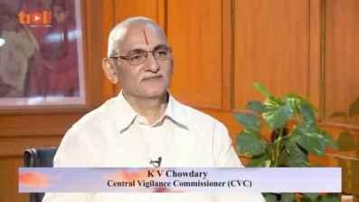 sharad kumar_Vigilance-commissioner