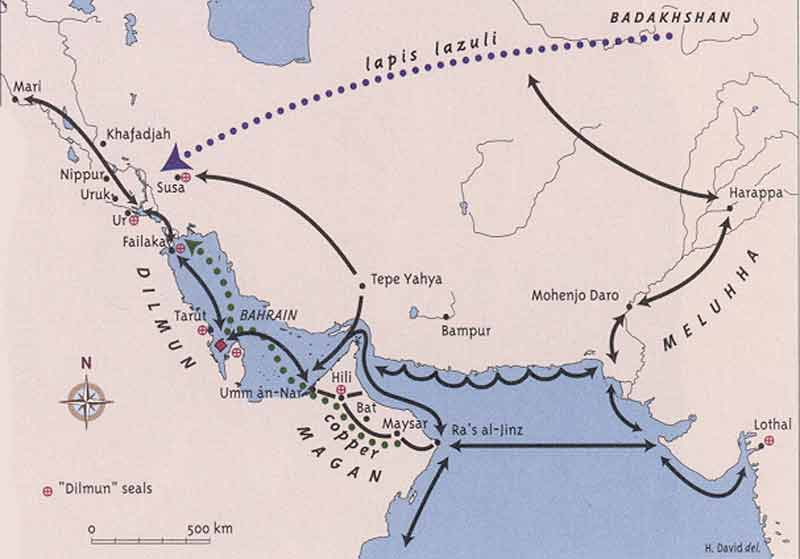 indus valley traae map2