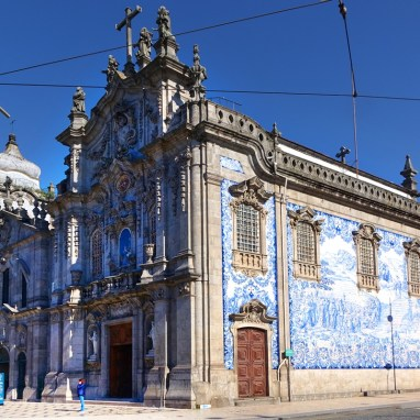 Iglesia del Carmen + Igreja dos Carmelitas