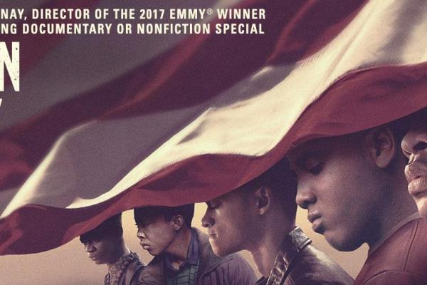 """locandina """"when they see us"""""""