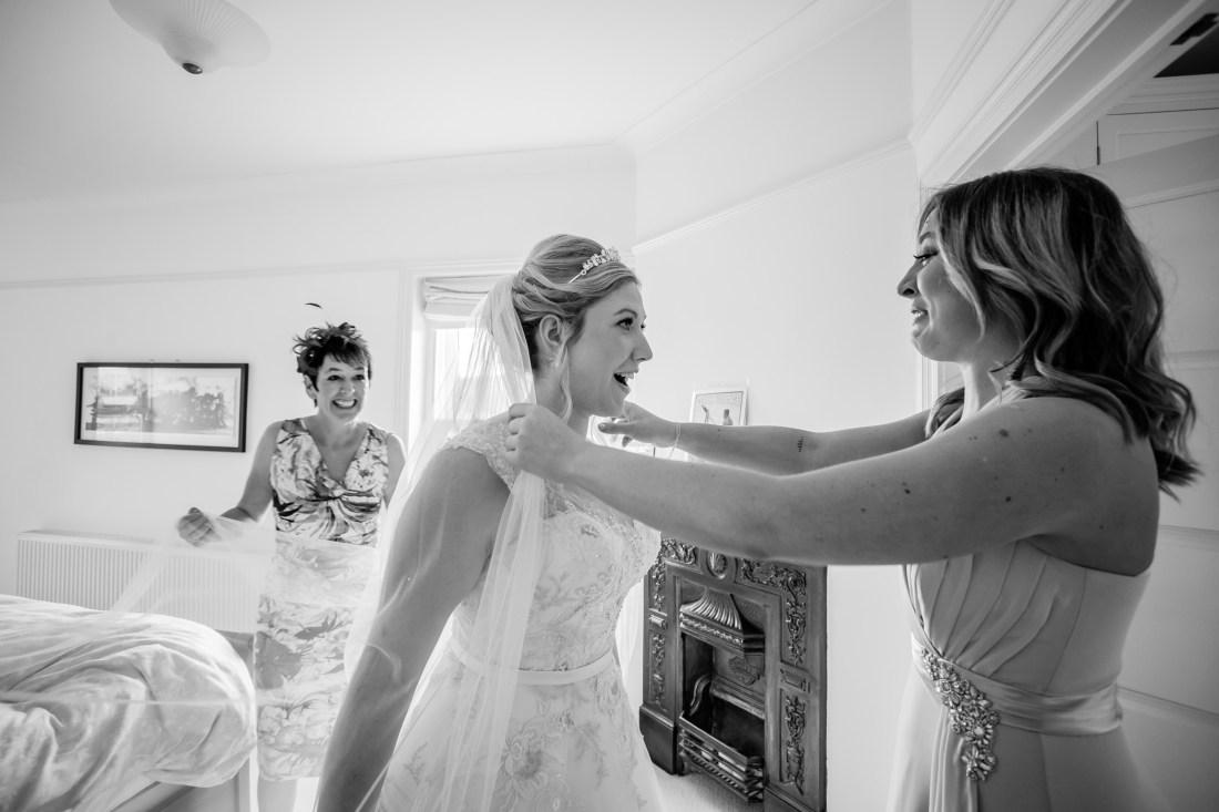 Jess & Mark - Sansom Photography Yorkshire Wedding Photography Skipton-9