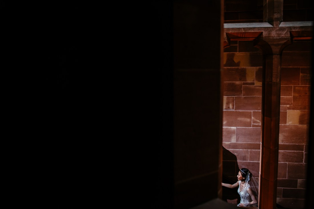 Sonia & Vincent - Sansom Photography Peckforton Castle Wedding Photography-54