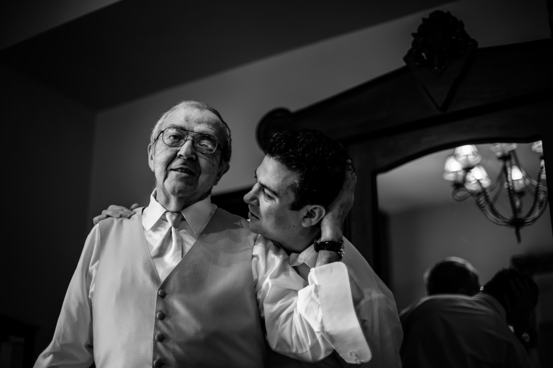 Emma & Alex Peckforton castle wedding - Sansom Photography-2