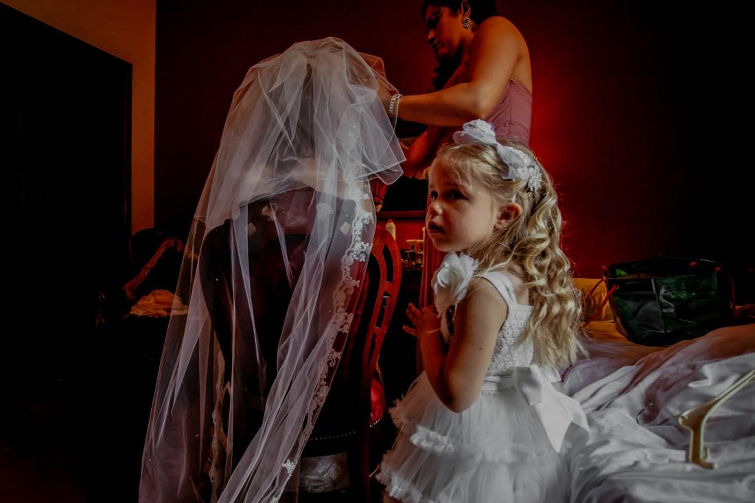 Emma & Alex Peckforton castle wedding - Sansom Photography-40