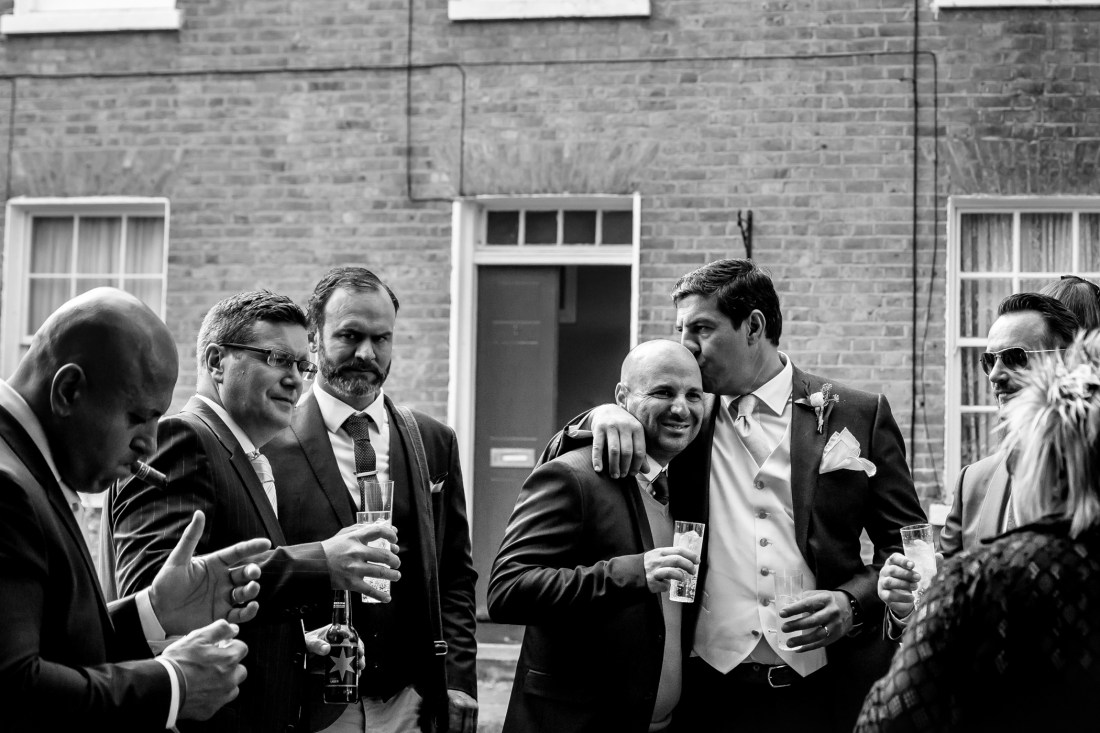 Lucy & Claude - Sansom Photography St John London Wedding -62