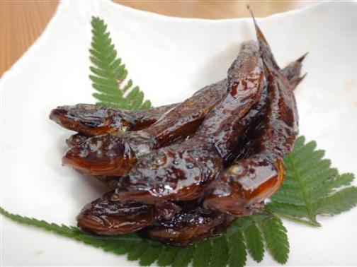 「ハゼの甘露煮」の画像検索結果