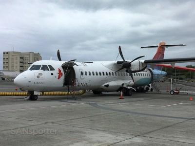 Island Air ATR 72 Kona to Honolulu – SANspotter
