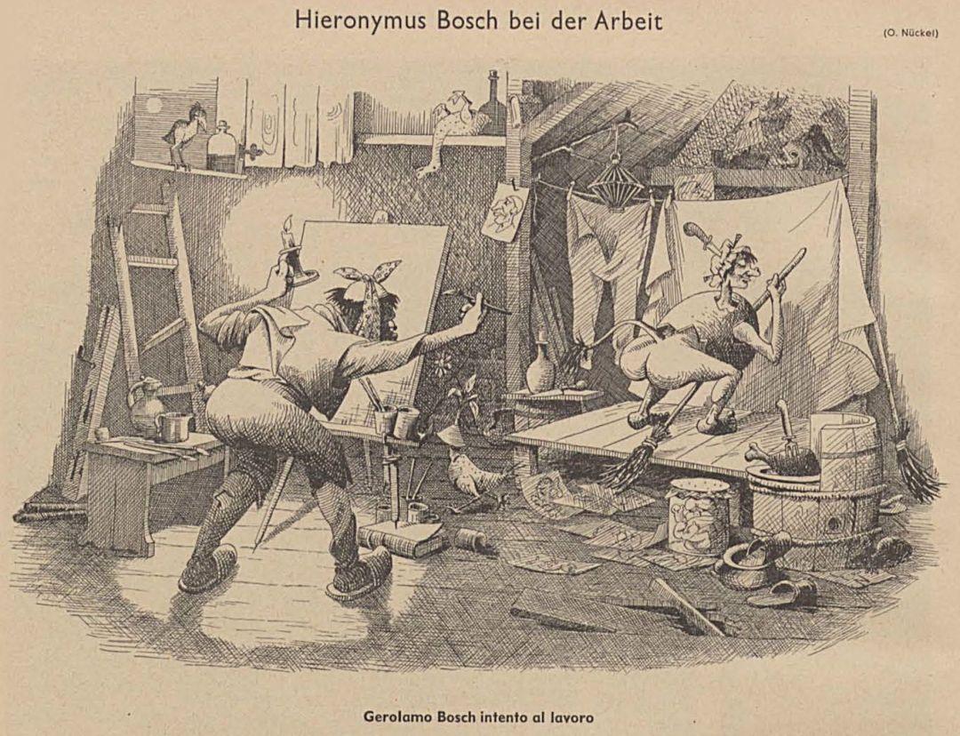 1 - Hieronymus Bosch