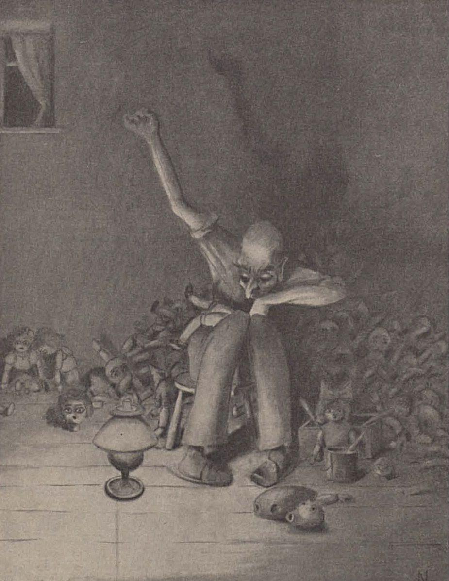 (1936) El doctor de muñecos