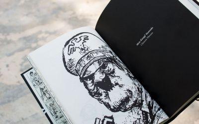 Mein Kampf ilustrado de Clément Moreau (gira de eventos)