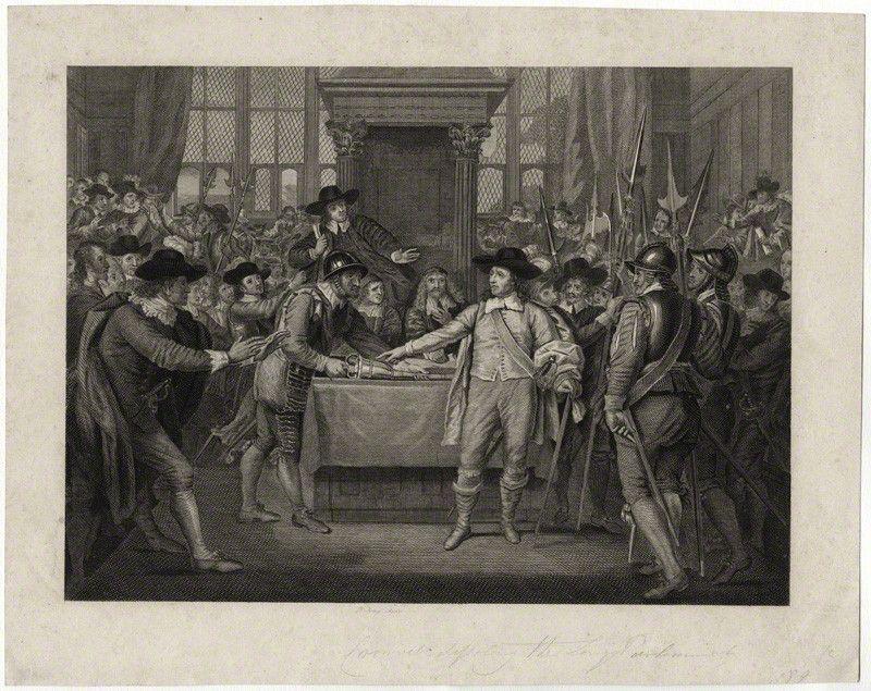 Cuando Cromwell perdió la cabeza… después de muerto