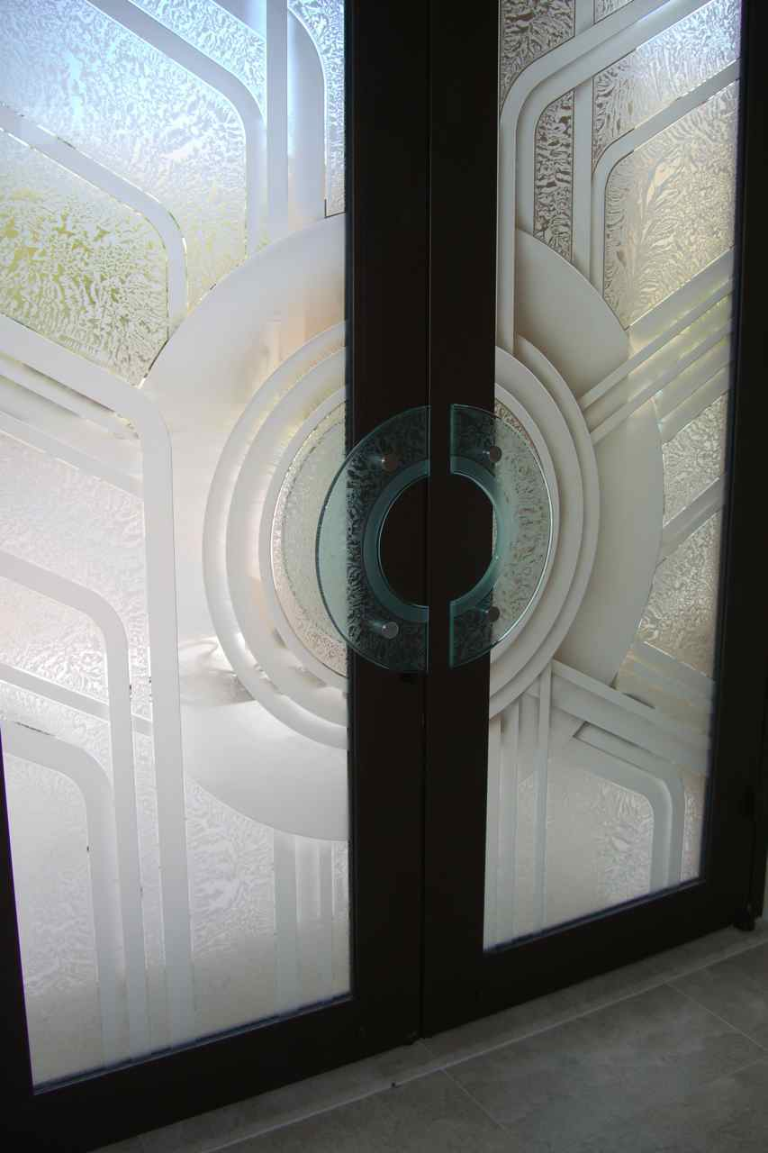 Art Glass Doors Sans Soucie Art Glass