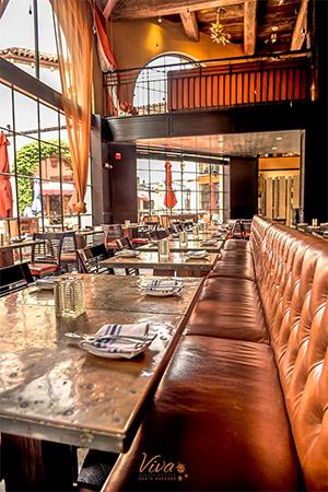 VIVA SANTA BARBARA OPENS The Restaurant Guy