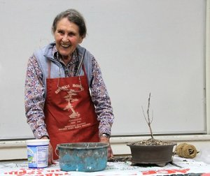 Read more about the article January 2019 – Repotting Demo