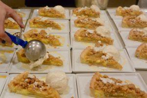 Italian Dinner Apple Pie. Phoenixjpg