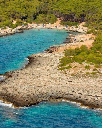 Porto Selvaggio Bay
