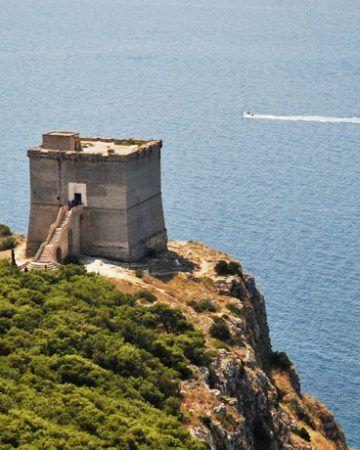 S. Maria dell'Alto Tower