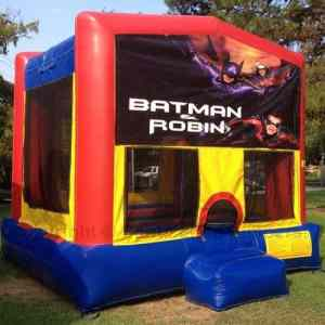 Bat-Man Jump House
