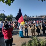 Indigenous communities call for reckoning with racist history of California's missions at bell removal ceremony 💥👩👩💥