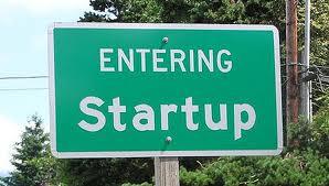 entering startup