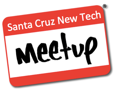 Here's the December lineup for Santa Cruz New Tech Meetup