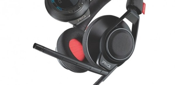 Plantronics brings PC games to life with Rig Surround at Gamescom 2014